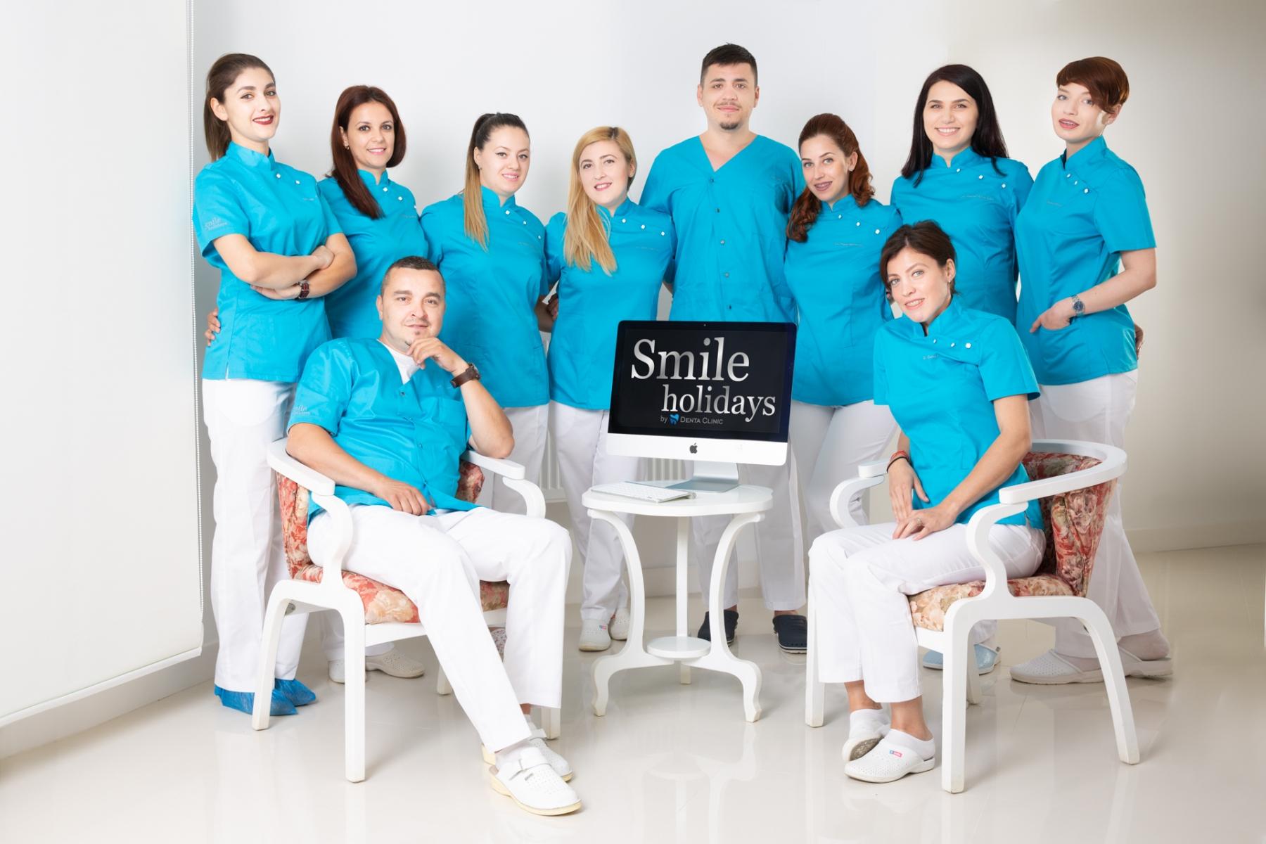 Echipa DentaClinic